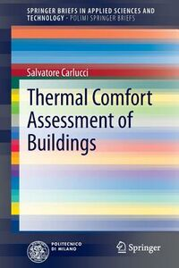 Libro Thermal comfort assessment of buildings Salvatore Carlucci