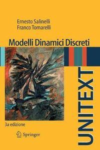 Libro Modelli dinamici discreti Ernesto Salinelli , Franco Tomarelli