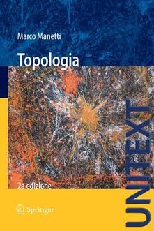 Topologia - Marco Manetti - Libro - Springer Verlag ...