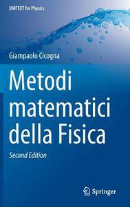 Libro Metodi matematici della fisica Giampaolo Cicogna
