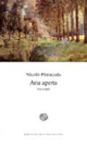 Libro Aria aperta Nicolò Pintacuda