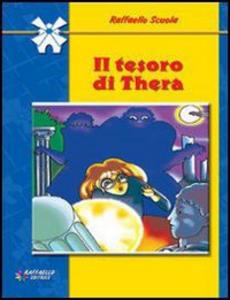 Libro Il tesoro di Thera Giuseppe Forti
