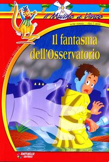 Osteriacasadimare.it Il fantasma dell'osservatorio Image
