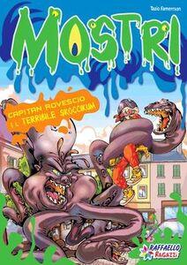 Libro Capitan Rovescio e il terribile Skoccikum Tazio Famersson