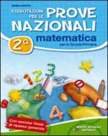 Festivalshakespeare.it Esercitazioni per le prove nazionali di matematica. Con materiali per il docente. Per la 4ª classe elementare Image