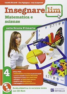 Lpgcsostenible.es Insegnare Lim. Matematica e scienze. Per la 4ª classe elementare Image