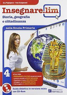 Librisulladiversita.it Insegnare Lim. Storia e geografia. Guida didattica. Per la 4ª classe elementare Image