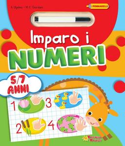 Libro Imparo i numeri. Con gadget