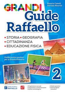 Winniearcher.com Grandi guide Raffaello. Materiali per il docente. Antropologica. Per la Scuola elementare. Vol. 2 Image