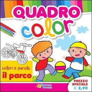 Libro Il parco. Quadro color