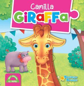 Libro Camilla giraffa
