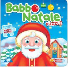 Ipabsantonioabatetrino.it Babbo Natale. Libro puzzle Image