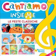 Antondemarirreguera.es Cantiamo insieme le feste classiche Image