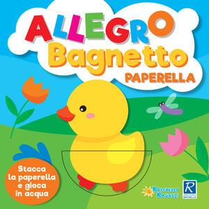 Allegro bagnetto. Paperella