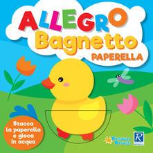 Radiospeed.it Allegro bagnetto. Paperella Image