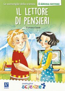 Il lettore di pensieri - Francesca Capelli - copertina