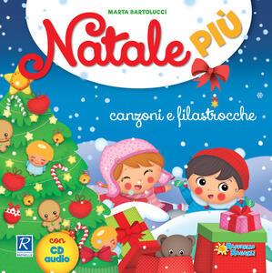 Natale più. La mia valigetta sotto l'albero. Con puzzle. Con CD-Audio