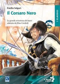 Il Il Corsaro Nero. Con Fascicolo - Salgari Emilio - wuz.it