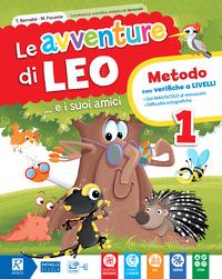 AVVENTURE DI LEO 1 ED. MISTA