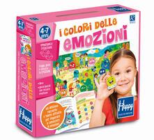 Squillogame.it I colori delle emozioni. Happy. Ediz. illustrata Image