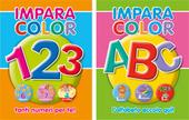 Imparacolor: 123 tanti numeri per te-Abc l'alfabeto eccolo qui!