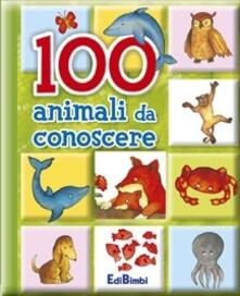 Cento animali da conoscere.pdf