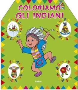 Coloriamo gli indiani