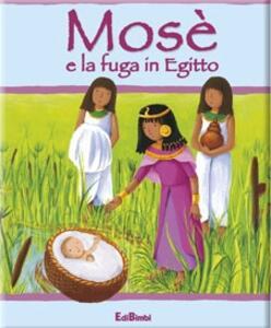Mosè e la fuga in Egitto