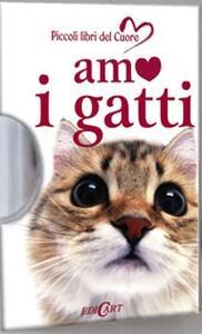 Amo i gatti