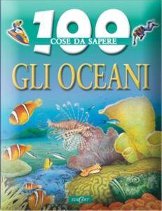 Libro Gli oceani Clare Oliver