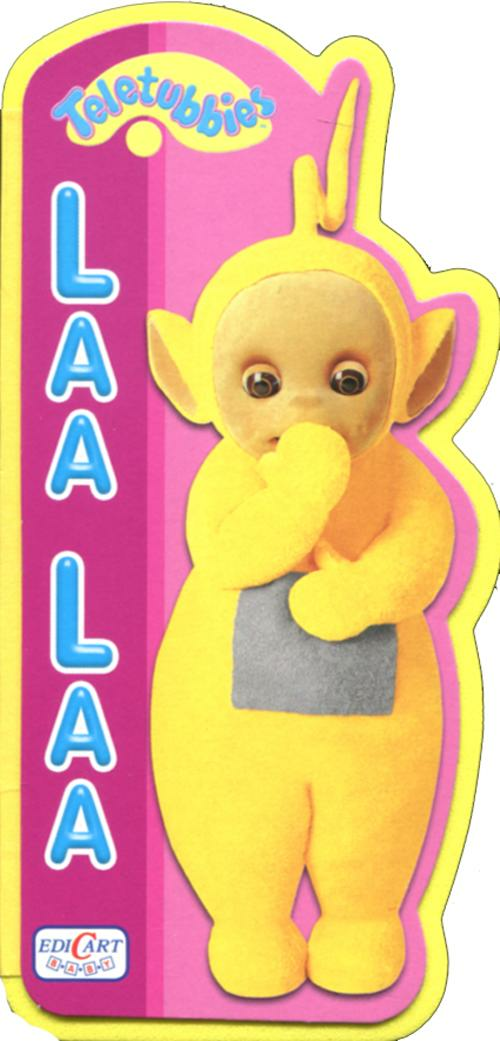 Laa Laa. Teletubbies