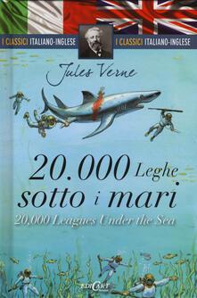 Antondemarirreguera.es 20.000 leghe sotto i mari-20,000 leagues under the sea. Ediz. bilingue Image