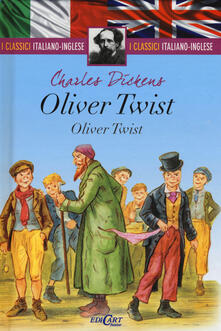 Camfeed.it Oliver Twist. Testo inglese a fronte Image