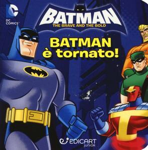 Batman è tornato! Quadrottino