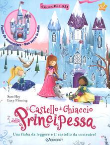 Voluntariadobaleares2014.es Il castello di ghiaccio della principessa. Giocokit 3D. Ediz. a colori. Con Prodotti vari Image