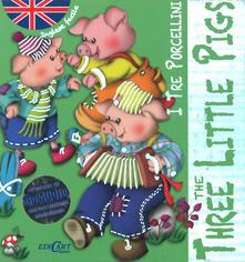 I tre porcellini-The three little pigs. Inglese facile. Ediz. bilingue. Con CD Audio.pdf