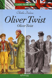 Fondazionesergioperlamusica.it Oliver Twist. Testo inglese a fronte Image