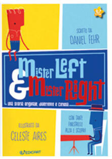 Mister Left & Mister Right - Daniel Fehr - copertina