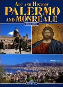 Palermo e Monreale. Ediz. inglese