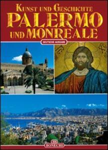 Palermo e Monreale. Ediz. tedesca