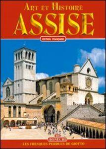 Libro Assisi. Ediz. francese Nicola Giandomenico