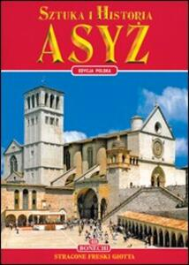 Assisi. Ediz. polacca