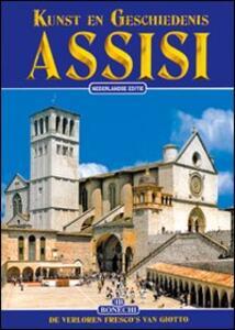 Assisi. Ediz. olandese