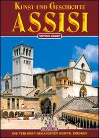 Assisi. Ediz. tedesca