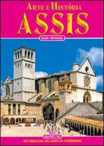 Libro Assisi. Ediz. portoghese Gerhard Ruf