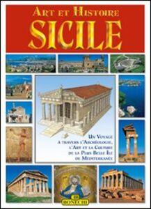Foto Cover di Sicilia. Ediz. francese, Libro di  edito da Bonechi