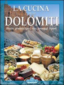Libro La cucina delle Dolomiti
