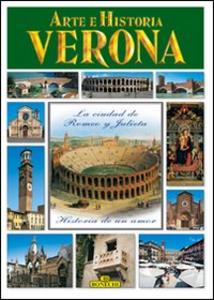 Libro Verona. Ediz. spagnola Patrizia Fabbri