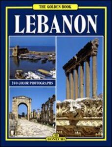 Libano. Ediz. inglese