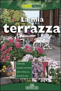 Libro La mia terrazza M. Novella Batini